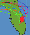 tropical storm path tracking florida hurricane info